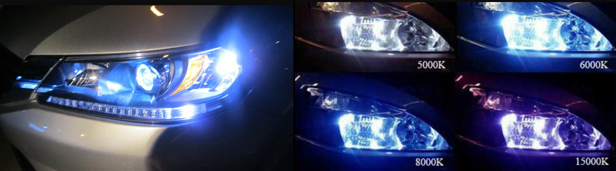 bright abaa kit xenon slim lights lighting itm hid autofather